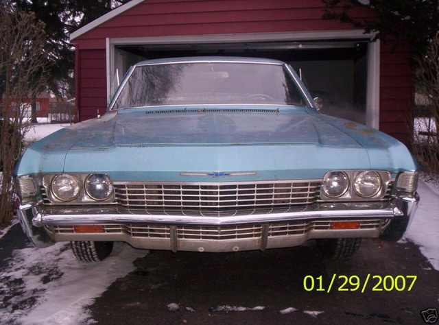 Picture of 1968 Chevrolet Biscayne