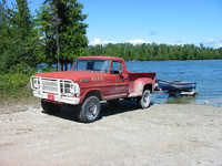 1968 Ford F-250 picture