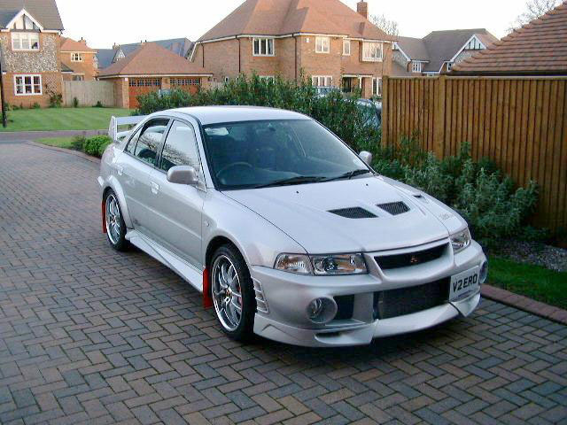 2001 Mitsubishi Lancer Evolution - Other Pictures - CarGurus