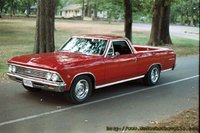 Picture of 1966 Chevrolet El Camino