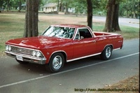 Picture of 1966 Chevrolet El Camino