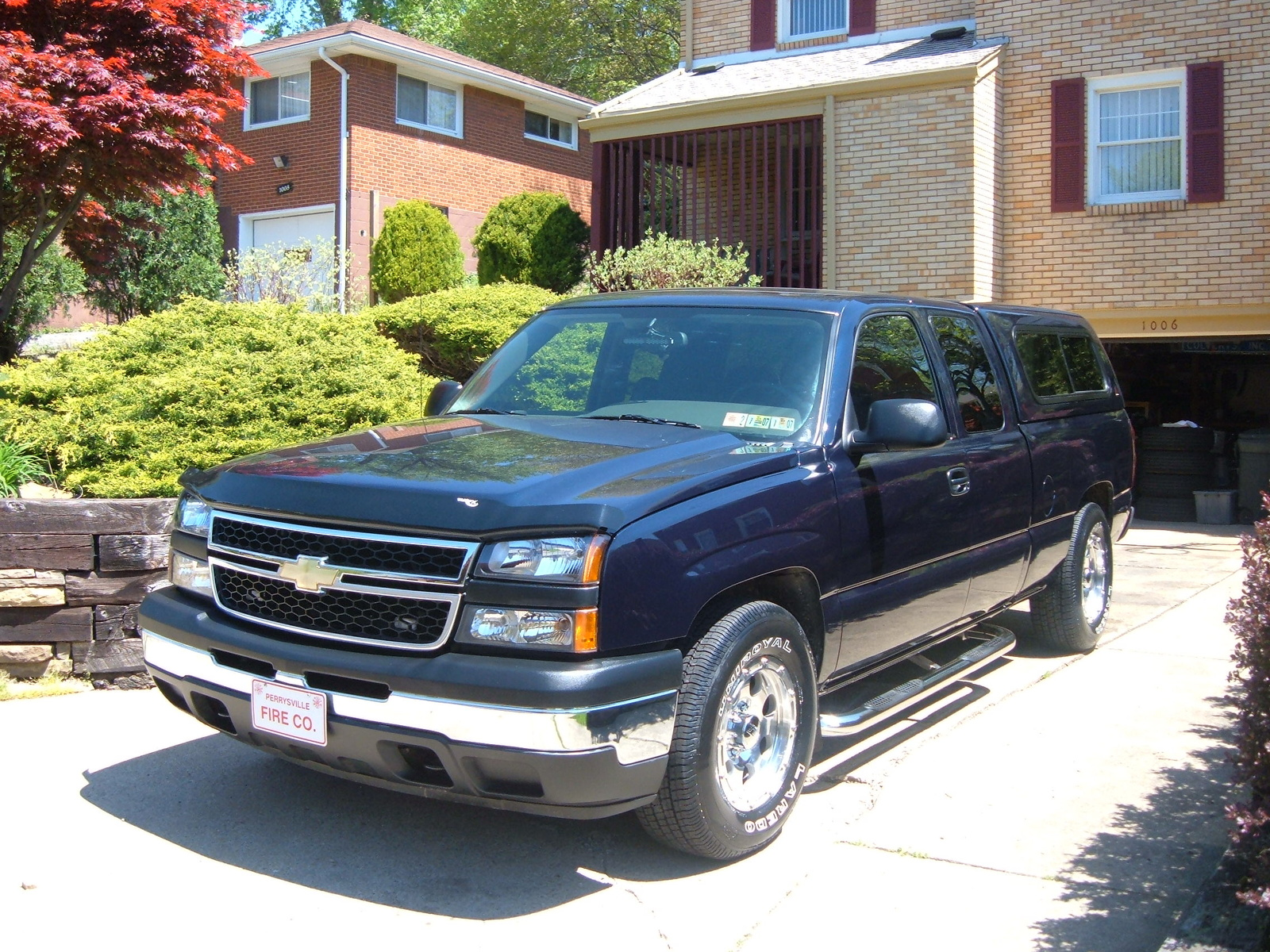 2007 chevrolet silverado classic 1500 work truck extended cab picture exterior. Black Bedroom Furniture Sets. Home Design Ideas
