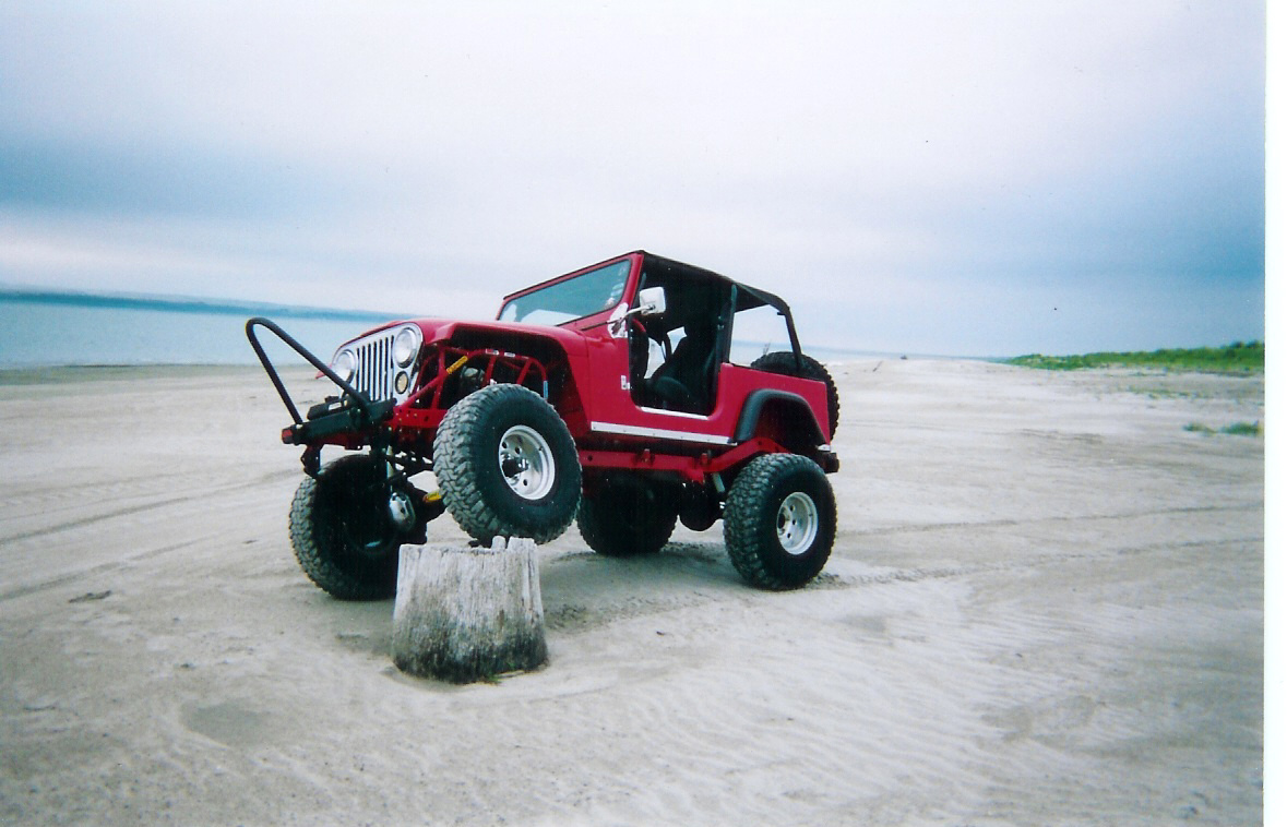 1987 Jeep Wrangler picture
