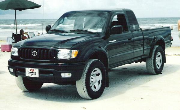 Picture of 2004 Toyota Tacoma 2 Dr Prerunner Extended Cab LB