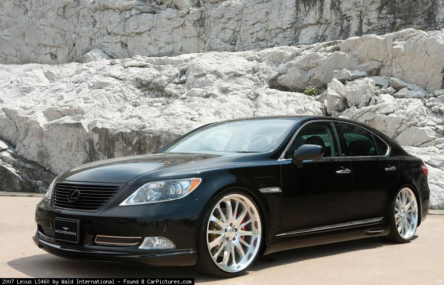 2007 lexus ls 460 new cars used cars car reviews html. Black Bedroom Furniture Sets. Home Design Ideas