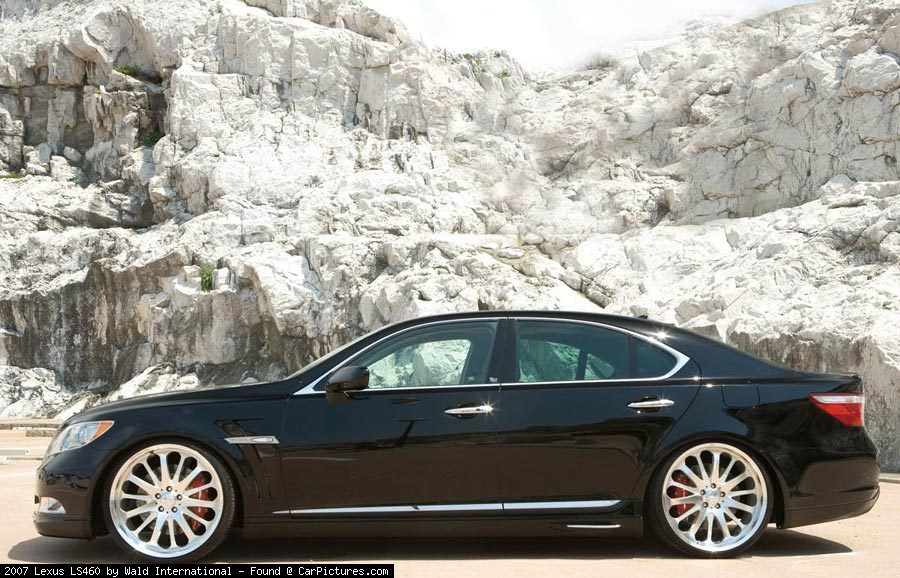 2007 lexus ls 460 other pictures cargurus. Black Bedroom Furniture Sets. Home Design Ideas