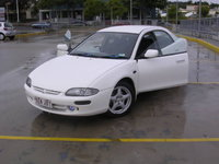 1996 Mazda 323 Overview
