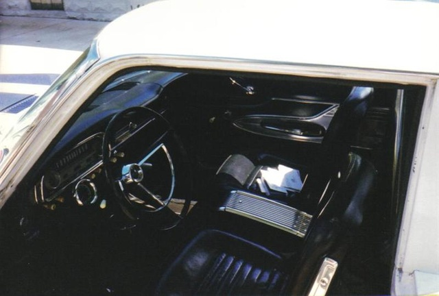 picture of 1963 ford ranchero interior