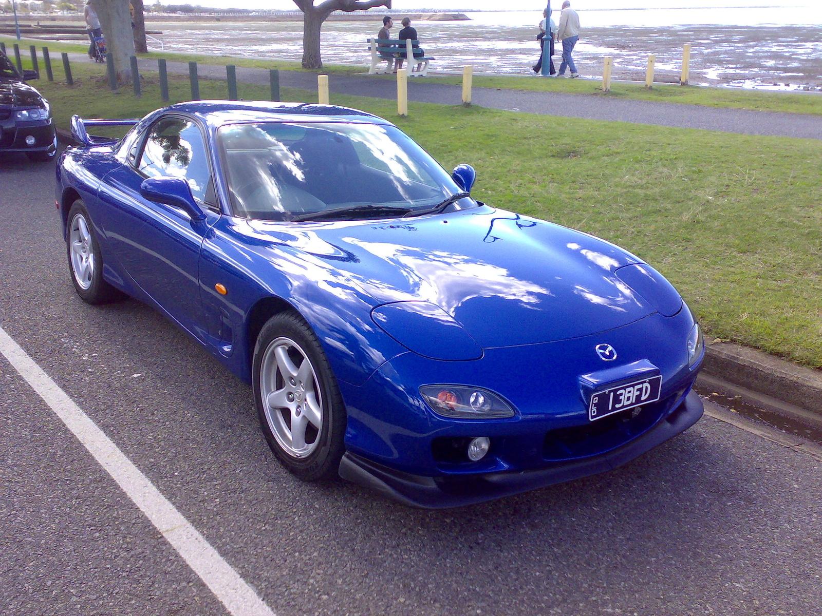1999 Mazda RX-7 - Pictures - CarGurus
