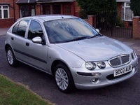 2003 Rover 25 Picture Gallery
