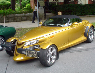 Chrysler Prowler   Find Cars in Your City