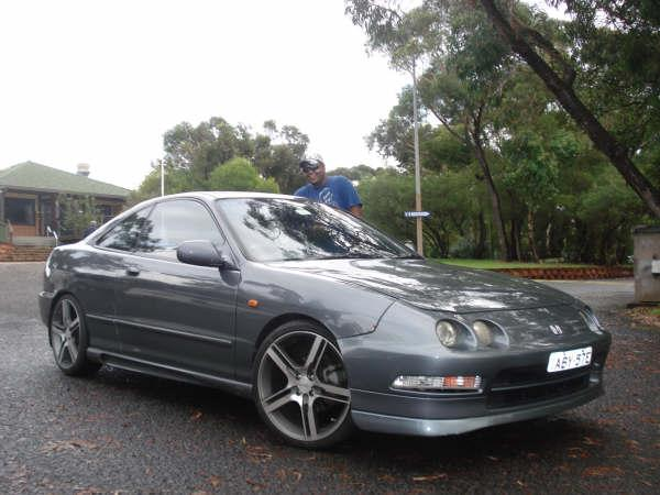 1997 Acura Integra 2 Dr Type R Hatchback picture