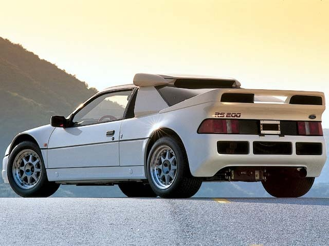 1986 Ford RS200 - Other Pictures - CarGurus