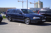 1998 Volvo V70 4 Dr R Turbo AWD Wagon picture