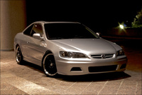 2002 Honda Accord EX Coupe picture