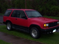 1992 Ford Explorer 2 Dr Sport SUV picture