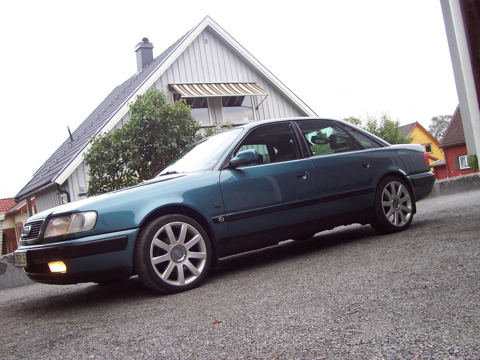 1993 Audi 100 - Exterior Pictures - CarGurus