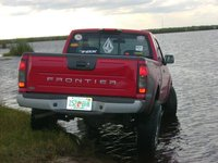 Picture of 2002 Nissan Frontier 2 Dr XE King Cab SB