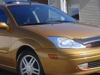 2001 Ford Focus ZX3 picture