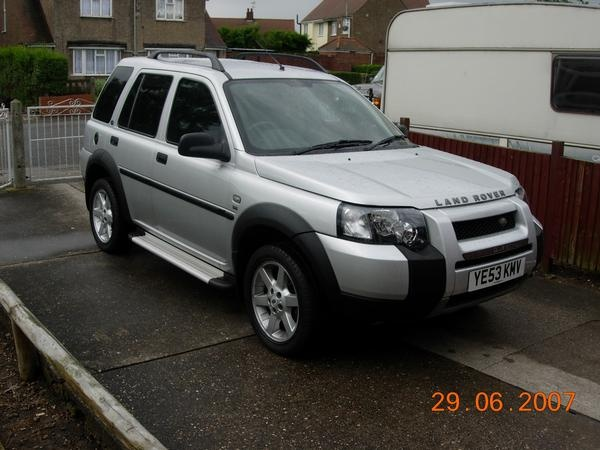 2003 Land Rover Freelander - Other Pictures - CarGurus