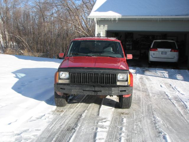 Picture of 1990 Jeep Cherokee Laredo 4-Door 4WD, gallery_worthy