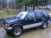 1991 Isuzu Rodeo Overview