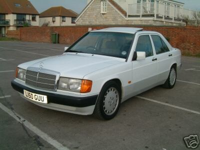 Picture of 1993 Mercedes-Benz 190-Class 4 Dr 190E 2.6 Sedan