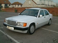 1993 Mercedes-Benz 190-Class 4 Dr 190E 2.6 Sedan picture
