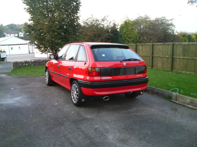 Picture of 1996 Vauxhall Astra