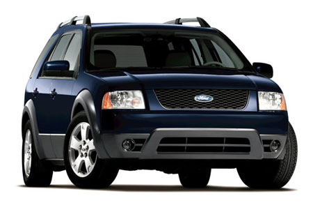 2005 Ford Freestyle SE AWD picture