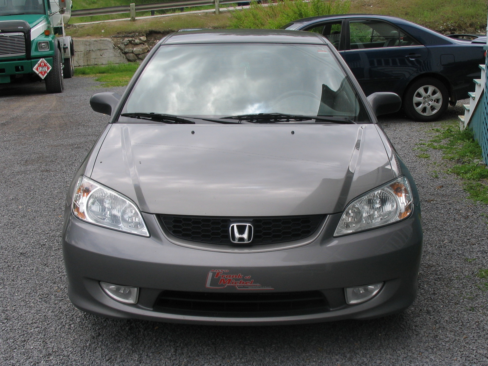 2007 honda civic coupe ex picture. Black Bedroom Furniture Sets. Home Design Ideas