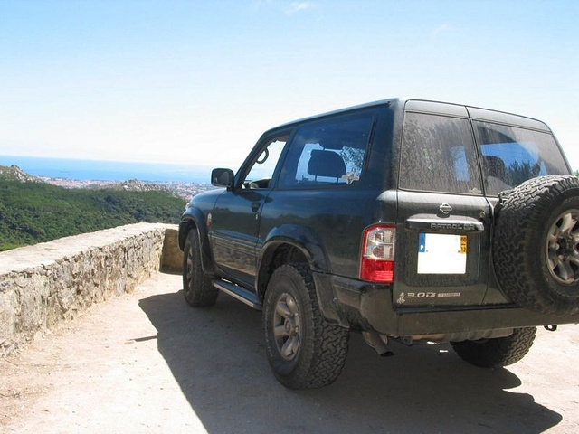 Picture of 2000 Nissan Patrol, gallery_worthy