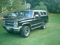 Picture of 1991 Chevrolet Blazer Silverado 2-Door 4WD, gallery_worthy