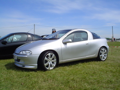 Picture of 1999 Vauxhall Tigra