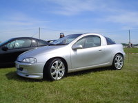 1999 Vauxhall Tigra Overview