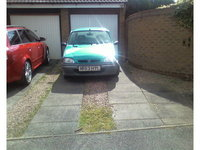 1994 Rover 100 Overview