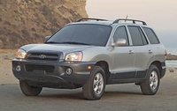 2004 Hyundai Santa Fe Base picture