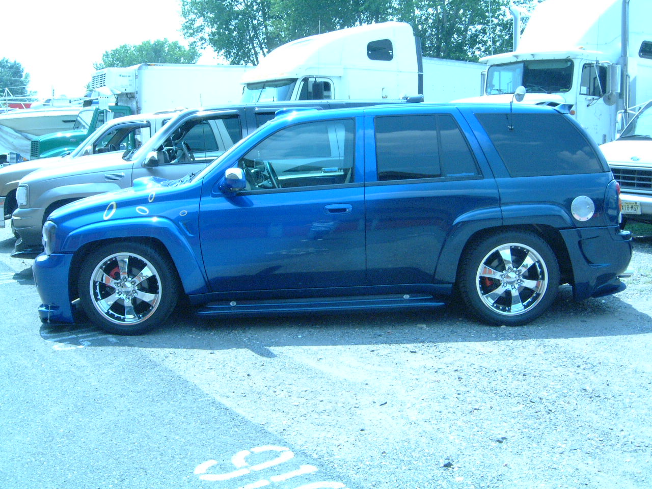2002 chevrolet trailblazer other pictures cargurus. Cars Review. Best American Auto & Cars Review
