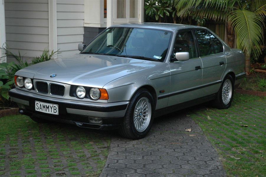 1994 Bmw 5 Series 540I Pic 63194