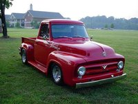 1953 Ford F-100 Picture Gallery