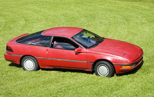 Ford Probe 1995. 1989 Ford Probe picture