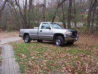 Picture of 2001 GMC Sierra 1500 SLE 4WD Standard Cab LB, gallery_worthy