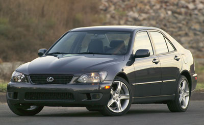 2004 Lexus IS 300 E-Shift picture
