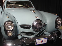 1948 Studebaker Commander Overview