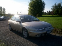 1998 Saturn S-Series 4 Dr SL1 Sedan picture