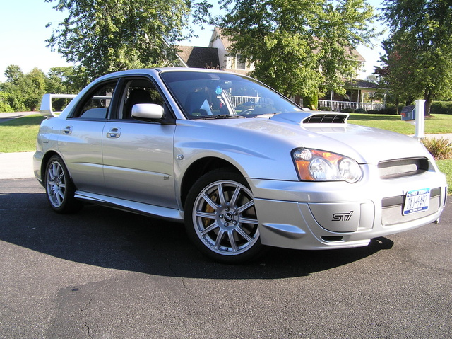 2004 subaru impreza wrx sti pictures cargurus. Black Bedroom Furniture Sets. Home Design Ideas