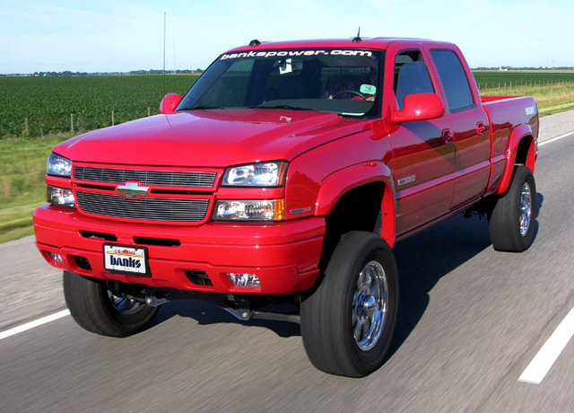 Picture of 2007 Chevrolet Silverado Classic 3500 Work Truck Extended Cab DRW 4WD, gallery_worthy