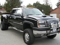 Picture of 2007 Chevrolet Silverado Classic 3500 Work Truck Extended Cab DRW 4WD