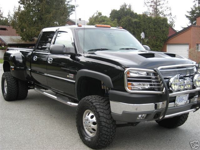 2007 Chevrolet Silverado Classic 3500 Work Truck Extended Cab DRW 4WD picture