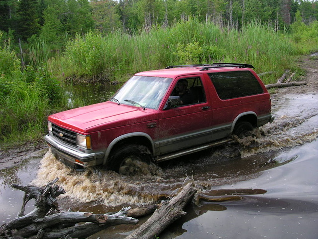 Picture of 1990 GMC S-15 Jimmy 2 Dr Sierra Classic 4WD SUV, gallery_worthy